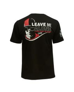 KIMI LEAVE ME ALONE TEE II - BLACK