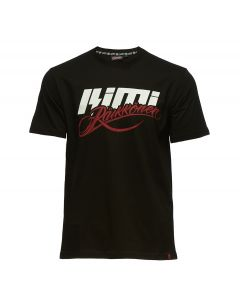 KIMI FAST AS HECK TEE - BLACK